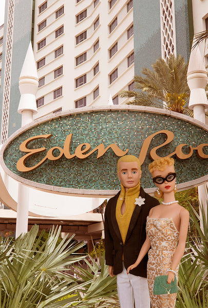 Blondes at the Eden Roc