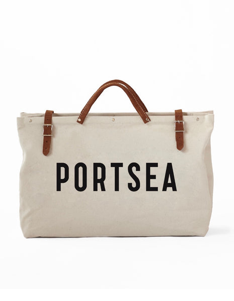 Canvas Utility Bag - PORTSEA