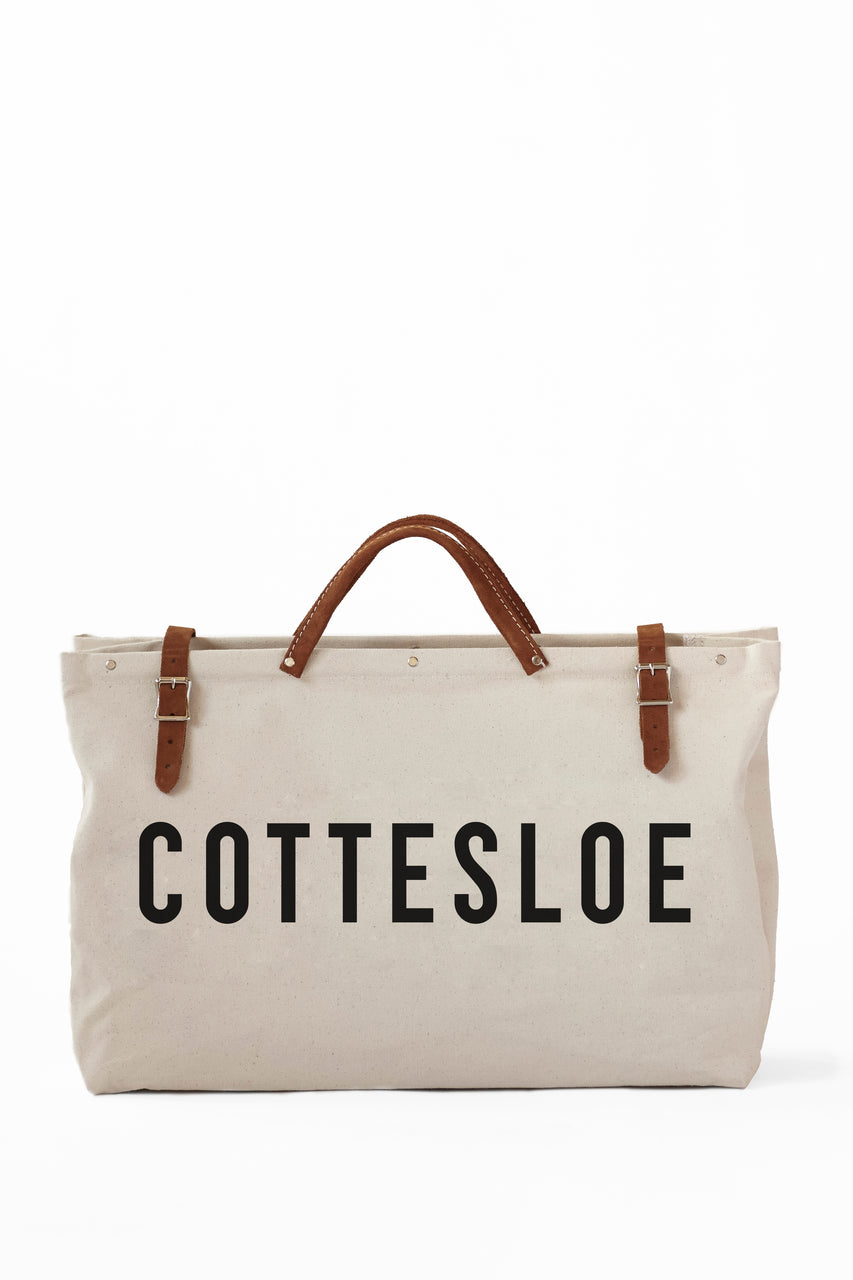 Canvas Utility Bag - COTTESLOE