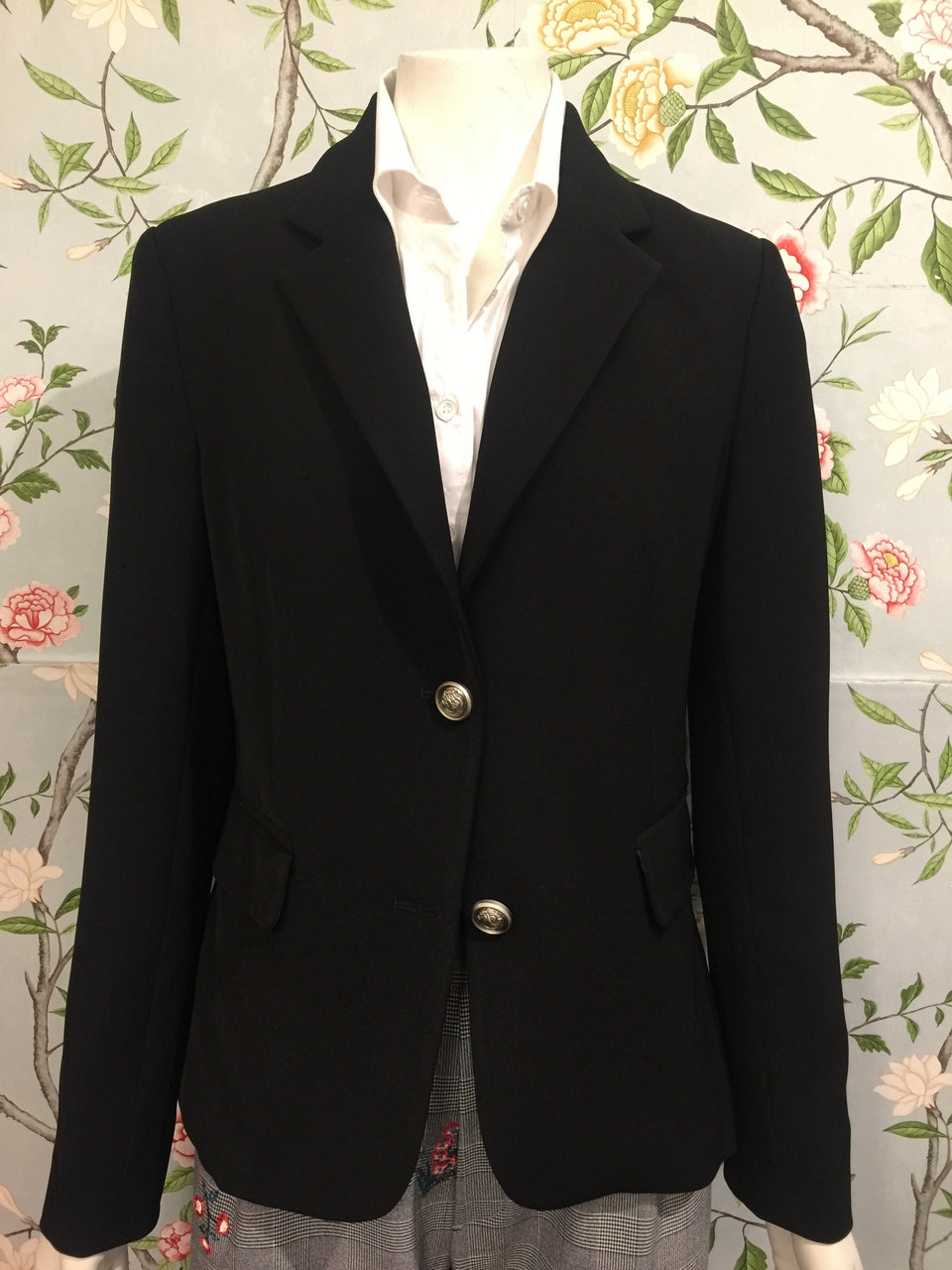 Basic Blazer - Black