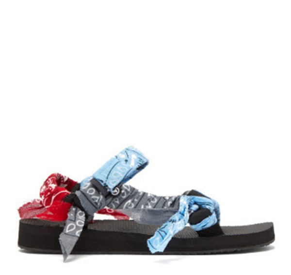 Trekky Sandal - Mix Blue
