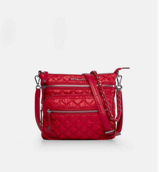 Downtown Crosby Crossbody - Apple
