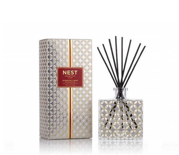 Sparkling Cassis Reed Diffuser 175ml