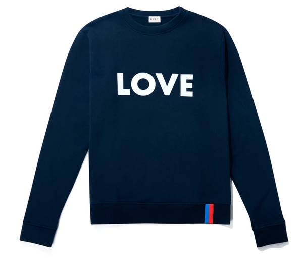 The Raleigh - LOVE navy