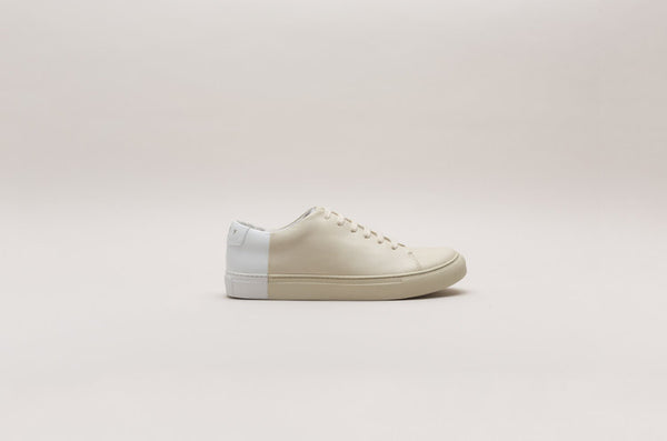 Two Tone - Beige/White