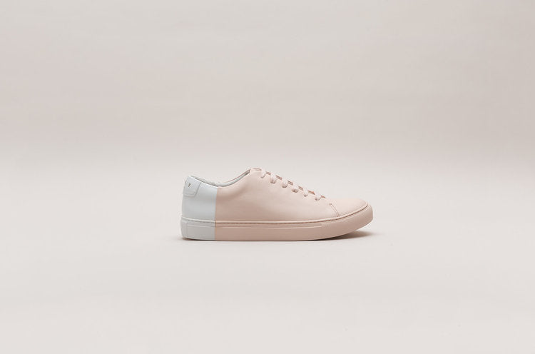 Two Tone - Blush/White