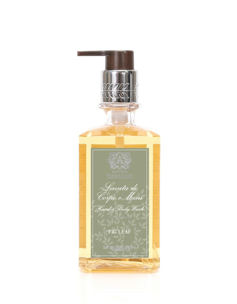 10oz Hand and Body Wash - Fig Leaf
