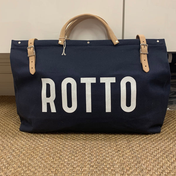 Canvas Utility Bag - ROTTO