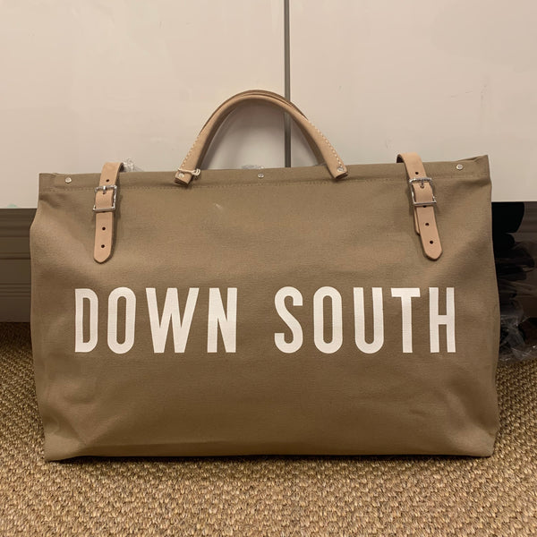 Canvas Utility Bag - DOWN SOUTH