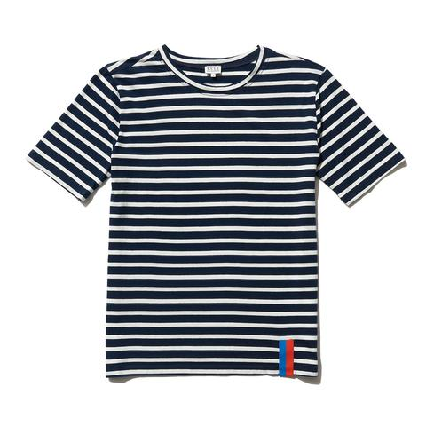 The Modern Short - Navy/Cream