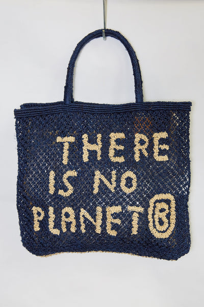 There is No Planet B - Navy with Natural