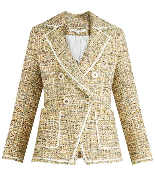 Theron Tweed Jacket