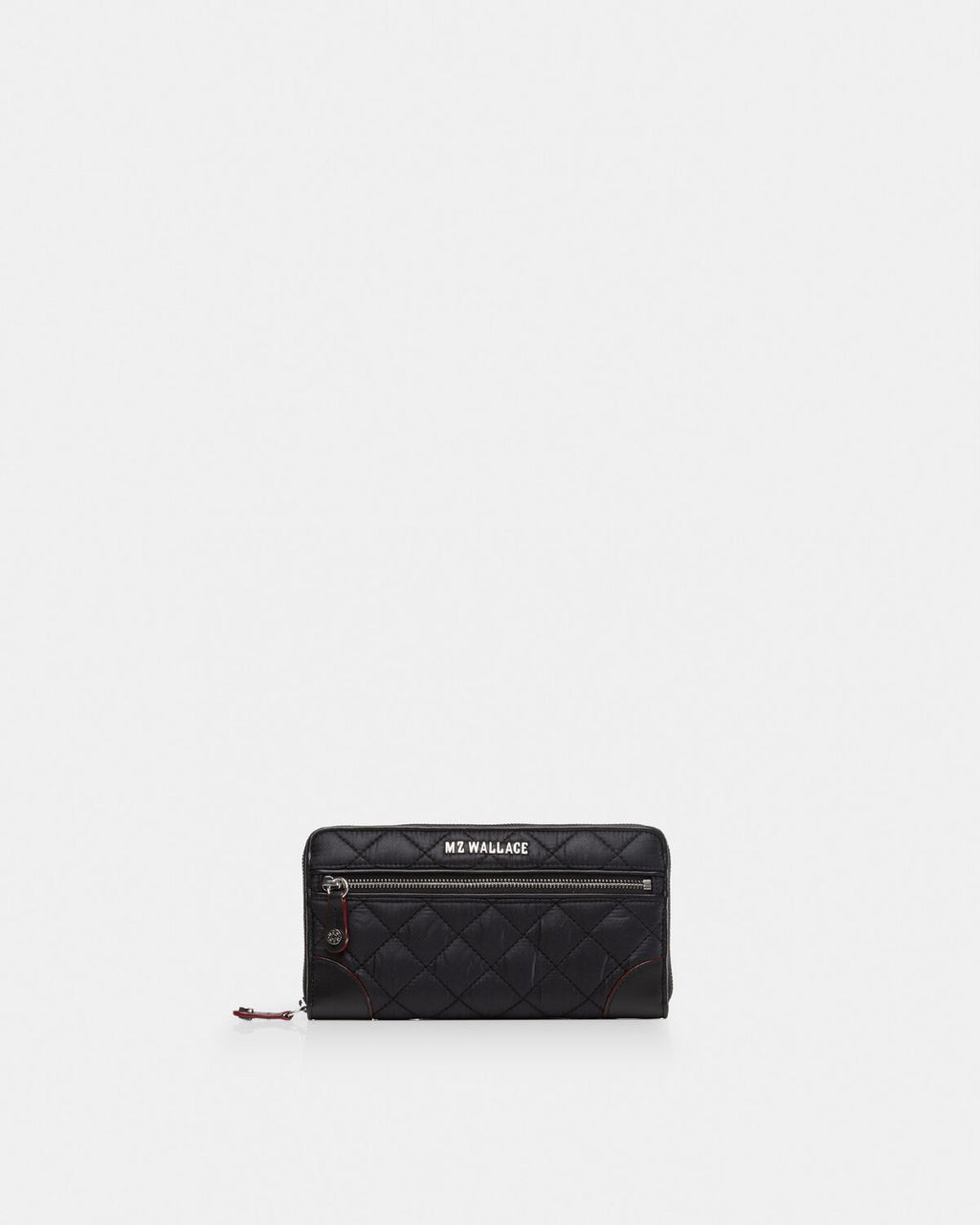 Crosby Long Wallet - Black