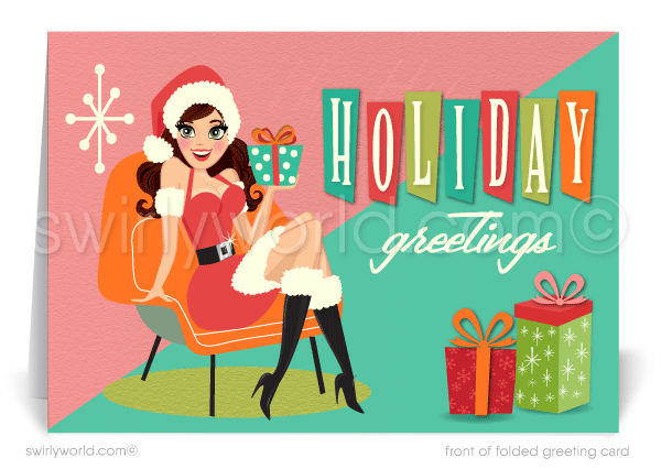 Holiday Cards for Women