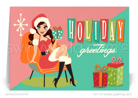 <b>WOMEN HOLIDAY CARDS</b>
