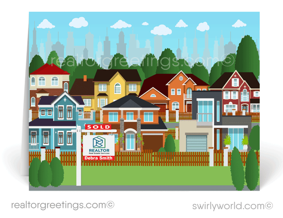 cute note cards for realtors