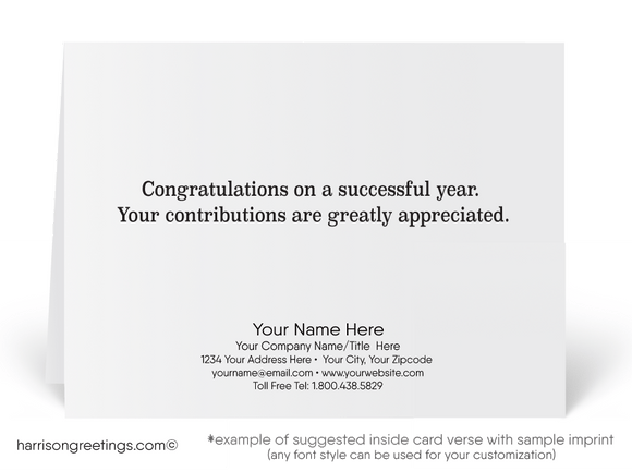Business Anniversary Greeting Card