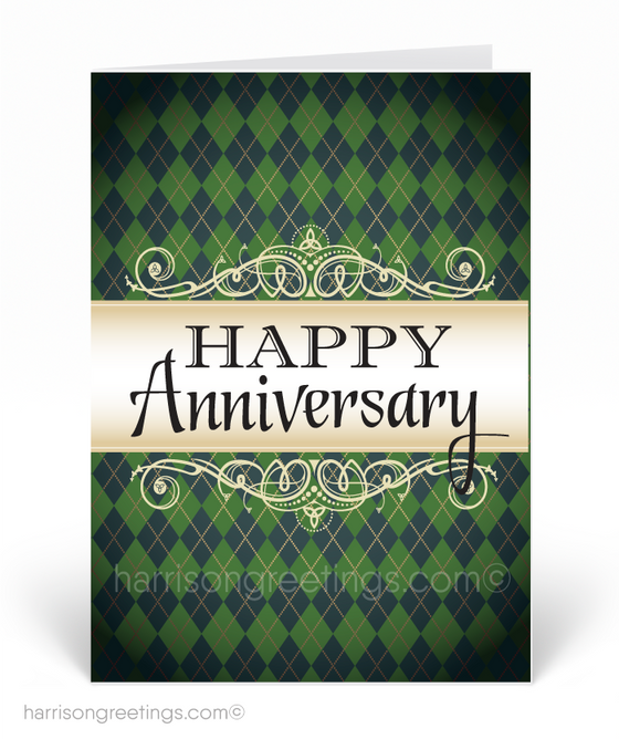 Wholesale Business Anniversary Greeting Cards