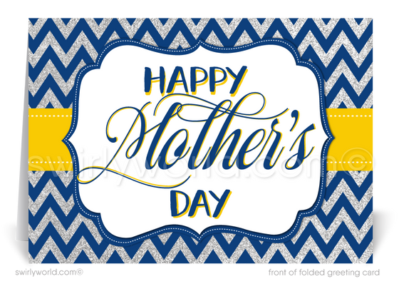 orporate business Mother's Day Cards for customers and clients
