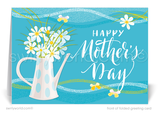Beautiful Happy Mother's Day Cards for Business Customers