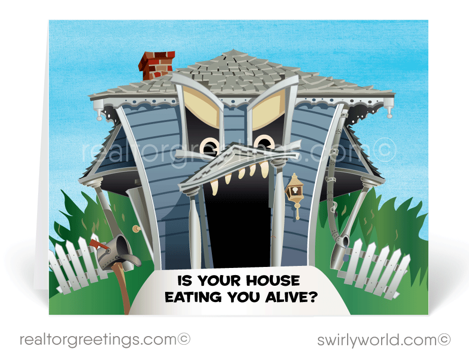 Is Your House Eating You Alive?