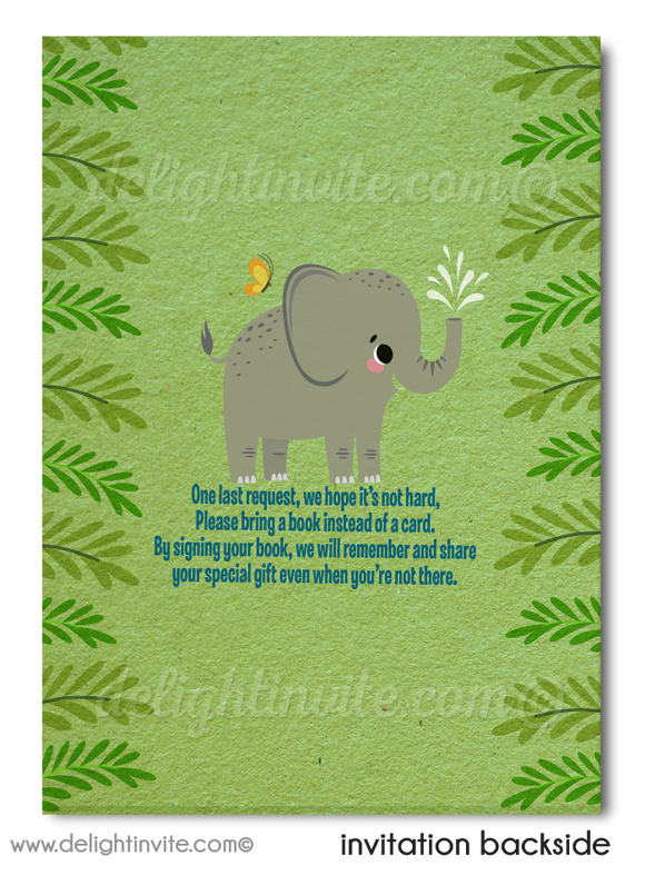 "Jungle Safari 1st Birthday Invitations, Safari Birthday Invitations, Safari Jungle Boy Birthday Theme, Boy 1st Birthday Invite. Custom Safari Jungle 1st birthday party invitation. ""Wild Thing"" first birthday party digital download.  ""Jungle Safari"" theme invitation digital. Baby Jungle animals birthday party theme."