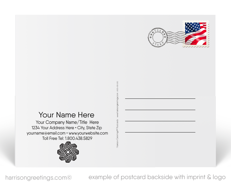 Special Announcement Postcards for Business