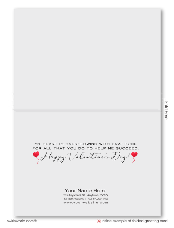 Client Happy Valentine's Day Cards for Realtors®