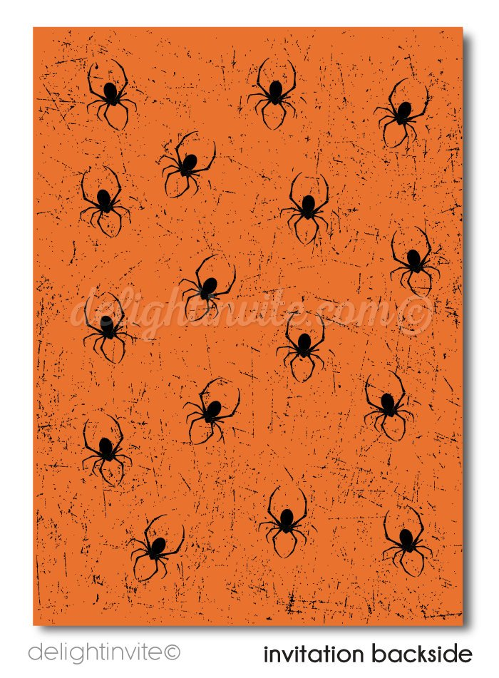 Boos and Booze Cocktail Halloween Invitations, Adult Halloween Party Invitations, Cocktail Boos and Booze Halloween Party Invites