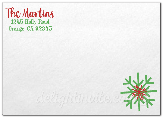 Ugly Sweater Holiday Christmas Party Invitations