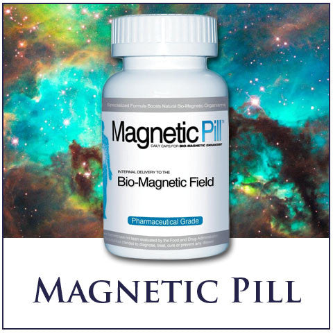 Magnetic Pill - Rapid Nerve-Related Healing, Mental Clarity, Heightening of Senses, Deeper Meditations,