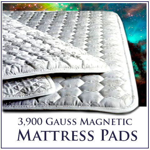 Magnetic Mattress Pads - FREE SHIPPING TO USA! Multiple Sizes Available