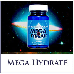 MegaHydrate - Most Powerful Known Antioxidant, Hydration Enhancer