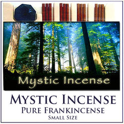 Mystic Incense Small - Contains 12 sticks - Large Contains 60 Sticks