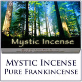 Mystic Incense Sandalwood - Small Contains 12 Sticks