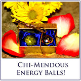 Chi-Mendous Energy Balls with Pure Rare Jade Gemstone! - Limited Offer!
