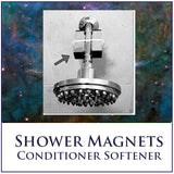Shower Magnets - Maintenance-free Water Softener-Conditioning