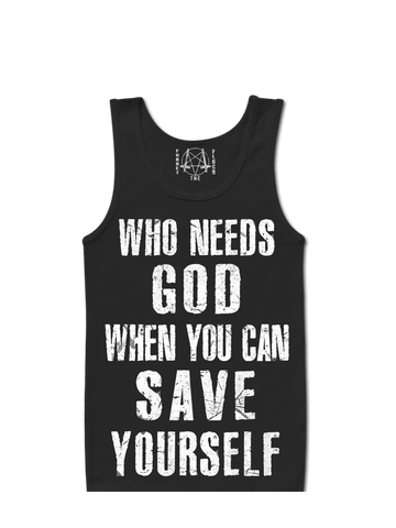 Save Yourself Tank Top