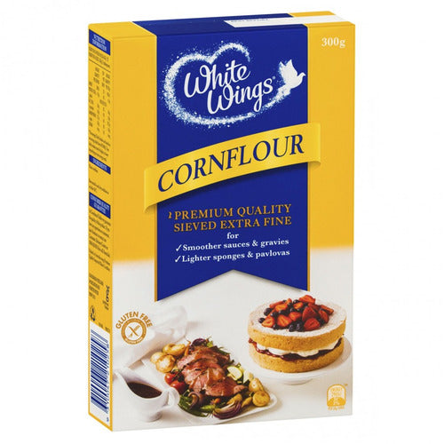White Wings Cornflour 300g