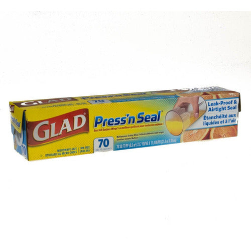 Glad Press n Seal Multi Purpose Sealing Wrap