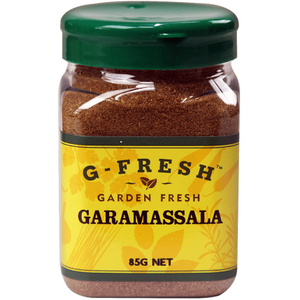 G-Fresh Herbs & Seasonings - Garamassala 80g