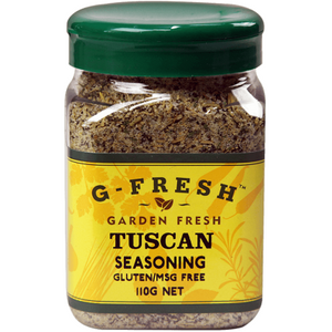 G-Fresh Herbs & Seasonings - Tuscan Seasoning 110g