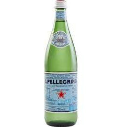 San Pellegrino Natural Mineral Water 750ml