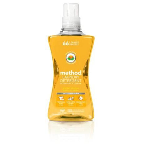 Method Liquid Laundry Detergent - Ginger Mango