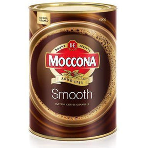 Moccona Instant Coffee Smooth 500g