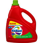Radiant F&T Loader Brilliant White Liquid 4 Litre