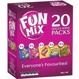 Fun Mix Chips 20pk