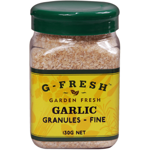 G-Fresh Herbs & Seasonings - Garlic Granules 130g
