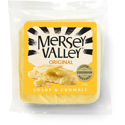 Mersey Valley Original Cheese 235g
