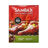 Samba Smoking Chips - Poultry & Pork